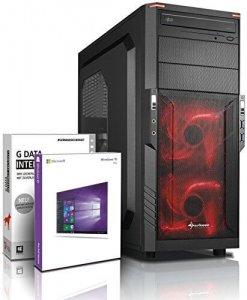 Gamer PC Komplettpaket 400 Euro