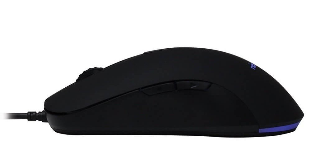 nixeus revel gaming maus test