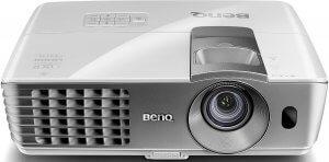 benQ W1070+ 3d Heimkino DLP Projektor