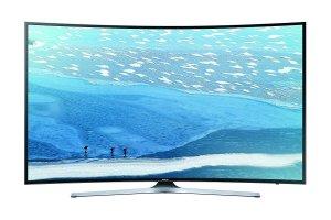 KU6179 Curved Fernseher