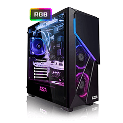 1100 Euro Gaming PC Set von Megaport