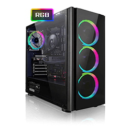 Megaport 800 Euro Gaming PC Komplett-Set